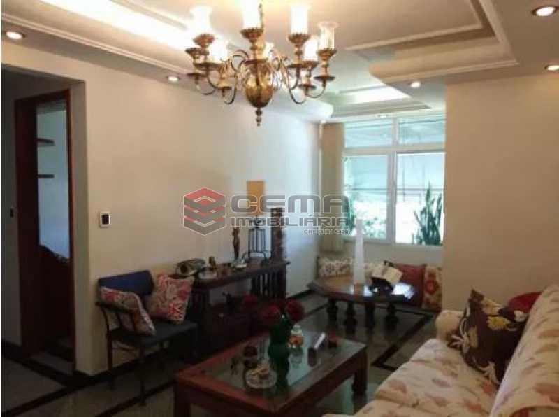 1 - Apartamento 2 quartos à venda Cidade Nova, Zona Centro RJ - R$ 460.000 - LAAP23174 - 1