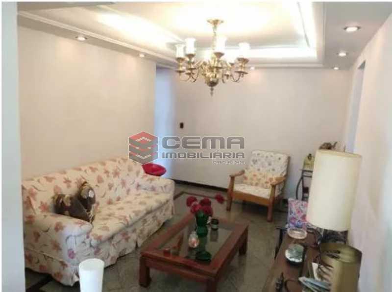 3 - Apartamento 2 quartos à venda Cidade Nova, Zona Centro RJ - R$ 460.000 - LAAP23174 - 4
