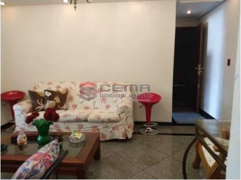 4 - Apartamento 2 quartos à venda Cidade Nova, Zona Centro RJ - R$ 460.000 - LAAP23174 - 5