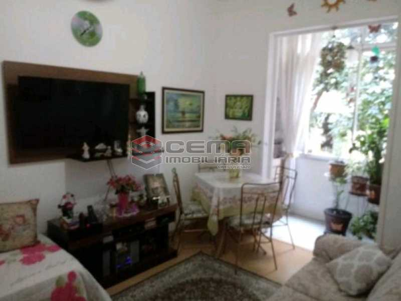 1 - Kitnet/Conjugado 27m² à venda Rua Décio Vilares,Copacabana, Zona Sul RJ - R$ 350.000 - LAKI00952 - 1