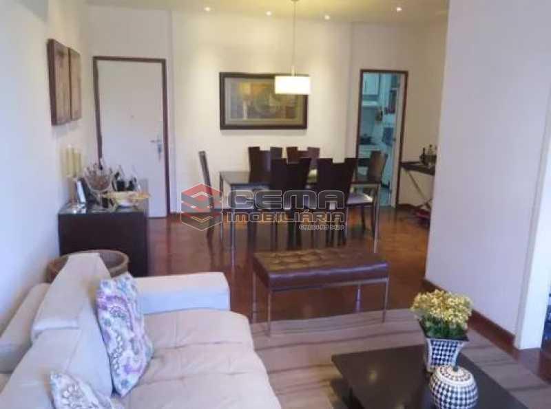 1 - Apartamento 3 quartos à venda Gávea, Zona Sul RJ - R$ 1.700.000 - LAAP32700 - 1