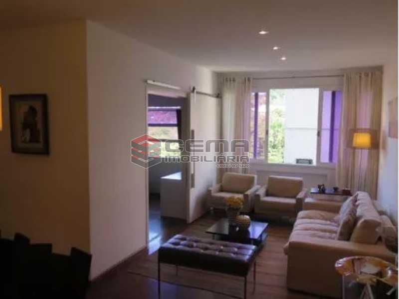2 - Apartamento 3 quartos à venda Gávea, Zona Sul RJ - R$ 1.700.000 - LAAP32700 - 3