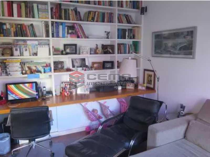 3 - Apartamento 3 quartos à venda Gávea, Zona Sul RJ - R$ 1.700.000 - LAAP32700 - 4