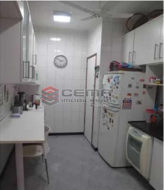 4 - Apartamento 3 quartos à venda Gávea, Zona Sul RJ - R$ 1.700.000 - LAAP32700 - 5