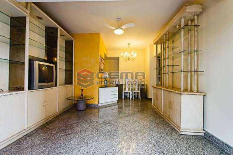sala - Cobertura 2 quartos à venda Flamengo, Zona Sul RJ - R$ 1.250.000 - LACO20093 - 7