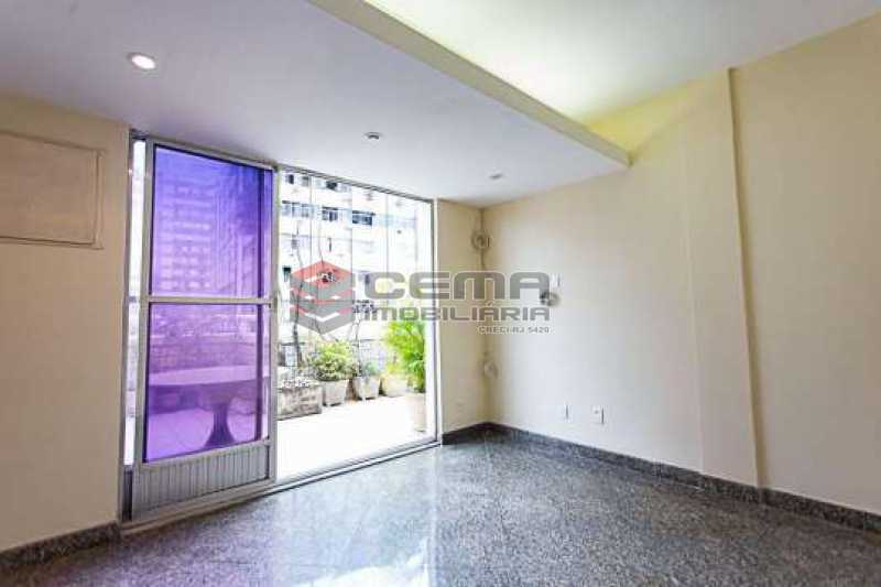 sala - Cobertura 2 quartos à venda Flamengo, Zona Sul RJ - R$ 1.250.000 - LACO20093 - 9