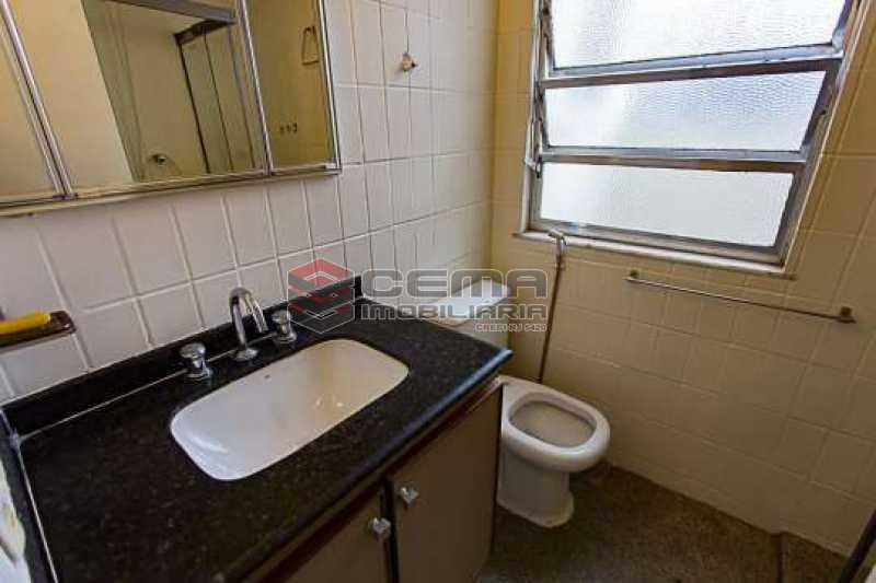 banheiro - Cobertura 2 quartos à venda Flamengo, Zona Sul RJ - R$ 1.250.000 - LACO20093 - 21