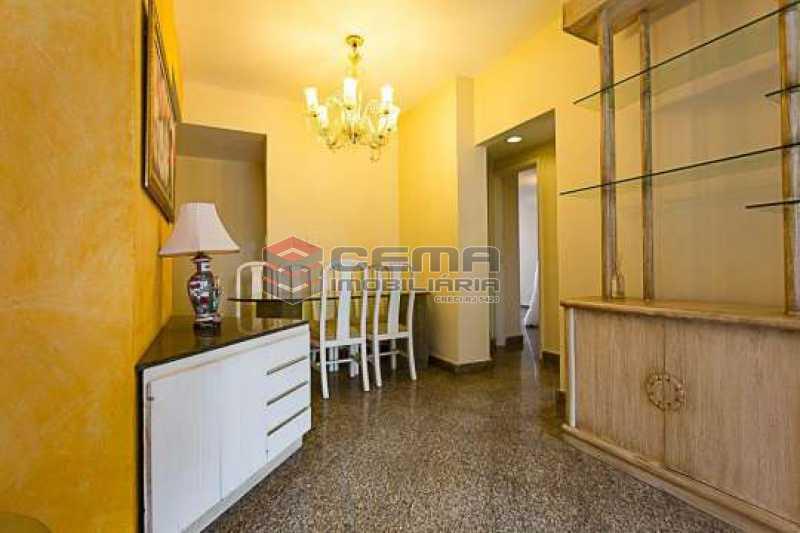 sala - Cobertura 2 quartos à venda Flamengo, Zona Sul RJ - R$ 1.250.000 - LACO20093 - 13