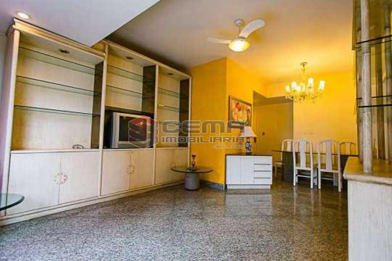 sala - Cobertura 2 quartos à venda Flamengo, Zona Sul RJ - R$ 1.250.000 - LACO20093 - 15