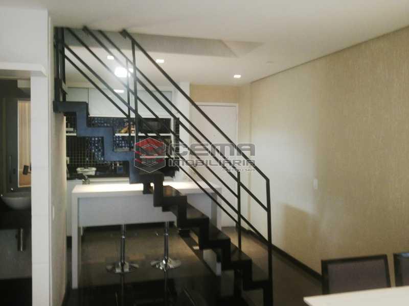 IMG_20160804_135709 - Apartamento À Venda Estrada da Gávea,São Conrado, Zona Sul RJ - R$ 1.300.000 - LAAP23207 - 4