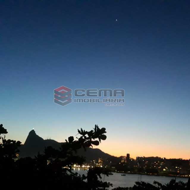 0. Vista da Sala. - Apartamento à venda Avenida João Luís Alves,Urca, Zona Sul RJ - R$ 6.500.000 - LAAP40591 - 3