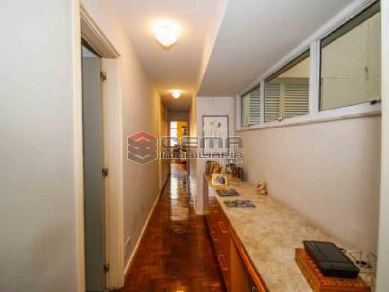 4. CorredPrincipal. - Apartamento à venda Avenida João Luís Alves,Urca, Zona Sul RJ - R$ 6.500.000 - LAAP40591 - 8