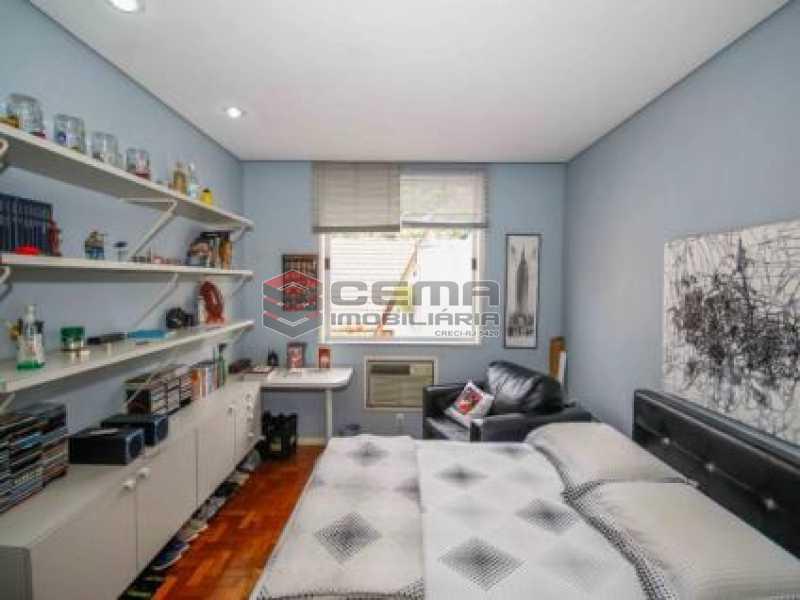 5. Quartos. - Apartamento à venda Avenida João Luís Alves,Urca, Zona Sul RJ - R$ 6.500.000 - LAAP40591 - 9