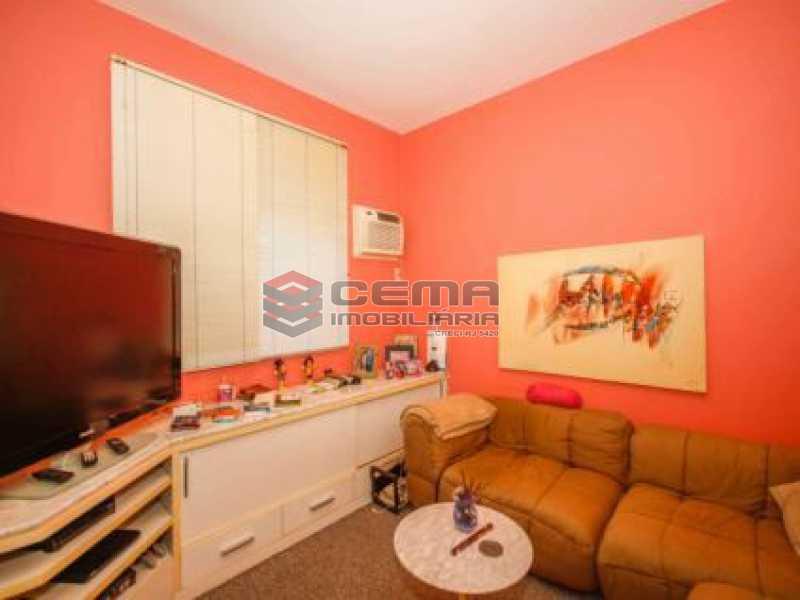 8. Sala de TV. - Apartamento à venda Avenida João Luís Alves,Urca, Zona Sul RJ - R$ 6.500.000 - LAAP40591 - 12