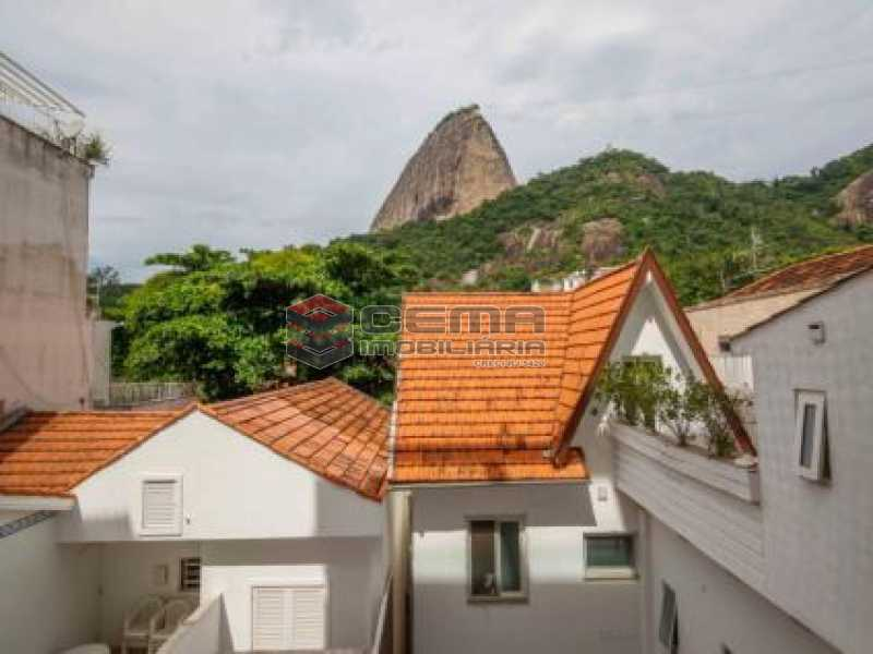 8. Vista dos Quartos. - Apartamento à venda Avenida João Luís Alves,Urca, Zona Sul RJ - R$ 6.500.000 - LAAP40591 - 13