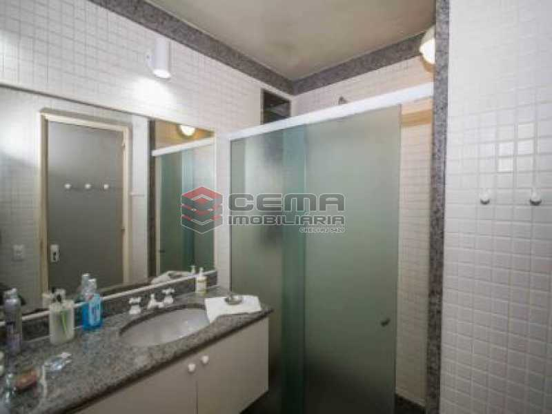 11. Banheiro Social. - Apartamento à venda Avenida João Luís Alves,Urca, Zona Sul RJ - R$ 6.500.000 - LAAP40591 - 15