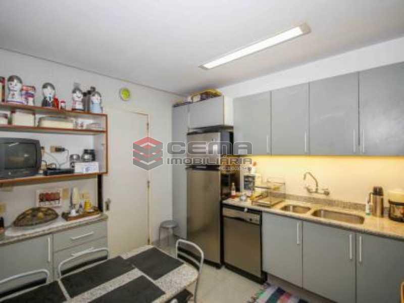 13. Cozinha. - Apartamento à venda Avenida João Luís Alves,Urca, Zona Sul RJ - R$ 6.500.000 - LAAP40591 - 17