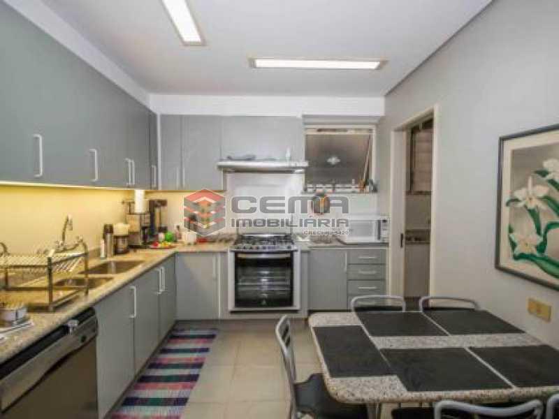 14. Cozinha. - Apartamento à venda Avenida João Luís Alves,Urca, Zona Sul RJ - R$ 6.500.000 - LAAP40591 - 18