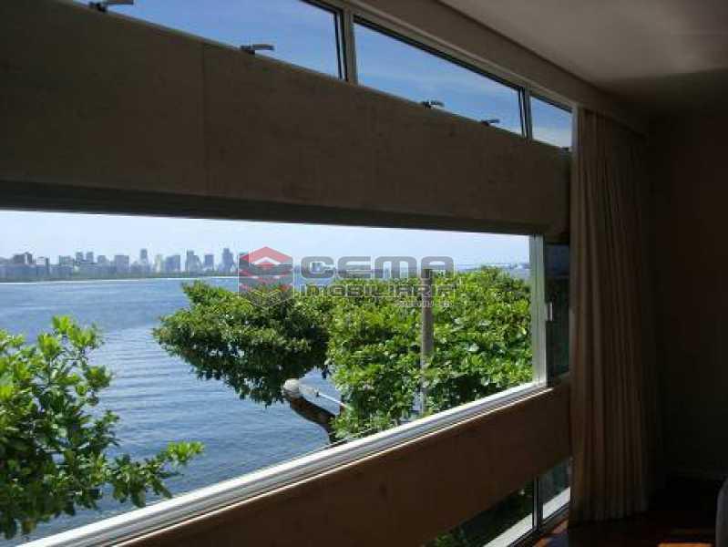 Vista - Apartamento à venda Avenida João Luís Alves,Urca, Zona Sul RJ - R$ 6.500.000 - LAAP40591 - 4