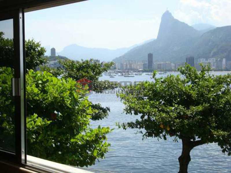 Vista  - Apartamento à venda Avenida João Luís Alves,Urca, Zona Sul RJ - R$ 6.500.000 - LAAP40591 - 1