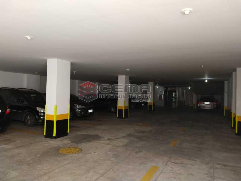 Garagem - Apartamento 2 quartos à venda Tijuca, Zona Norte RJ - R$ 597.000 - LAAP23221 - 25