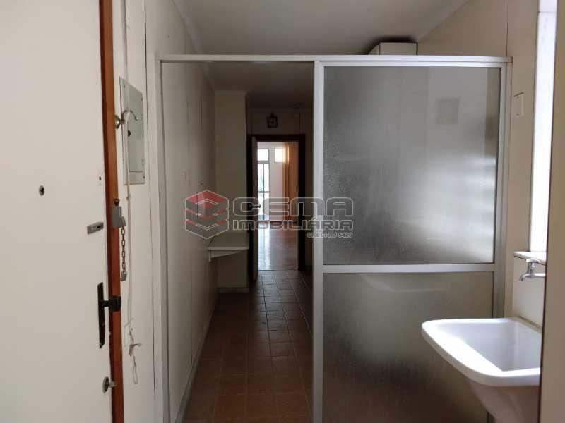 Área de Serviço - Apartamento 2 quartos à venda Tijuca, Zona Norte RJ - R$ 597.000 - LAAP23221 - 21