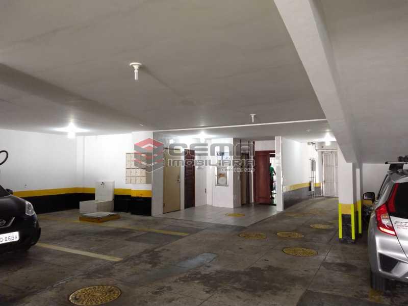 Garagem - Apartamento 2 quartos à venda Tijuca, Zona Norte RJ - R$ 597.000 - LAAP23221 - 26