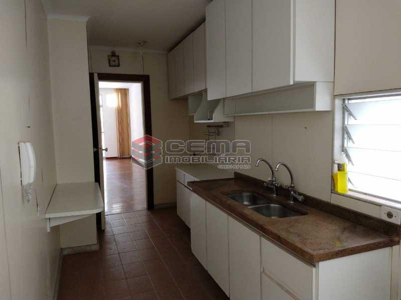 Cozinha - Apartamento 2 quartos à venda Tijuca, Zona Norte RJ - R$ 597.000 - LAAP23221 - 17