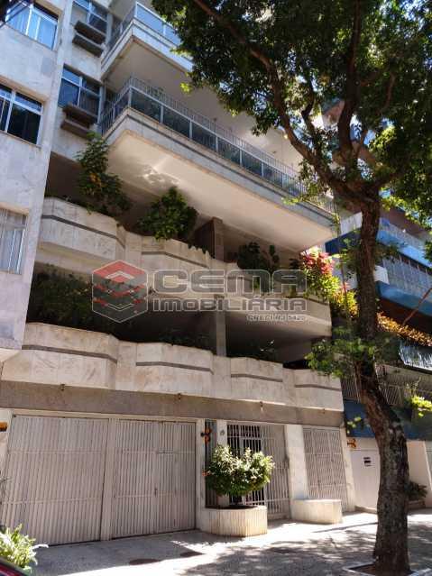 Fachada - Apartamento 2 quartos à venda Tijuca, Zona Norte RJ - R$ 597.000 - LAAP23221 - 1