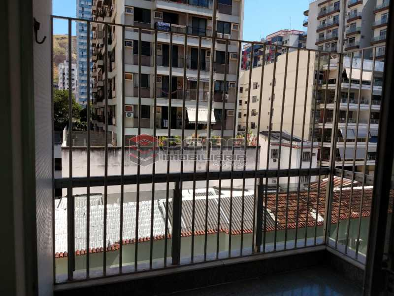 Varanda - Apartamento 2 quartos à venda Tijuca, Zona Norte RJ - R$ 597.000 - LAAP23221 - 4