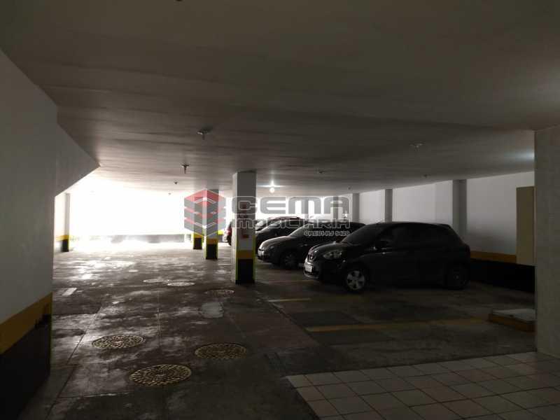 Garagem - Apartamento 2 quartos à venda Tijuca, Zona Norte RJ - R$ 597.000 - LAAP23221 - 27