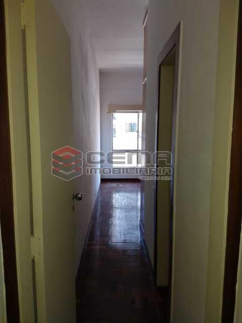 Hall de Entrada - Apartamento 2 quartos à venda Tijuca, Zona Norte RJ - R$ 597.000 - LAAP23221 - 6