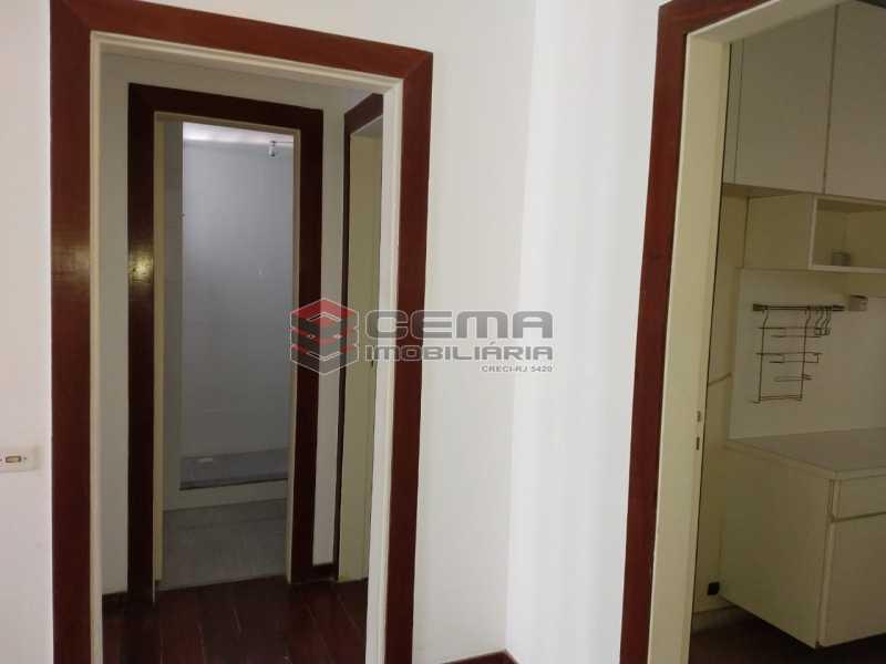 Circulação - Apartamento 2 quartos à venda Tijuca, Zona Norte RJ - R$ 597.000 - LAAP23221 - 15