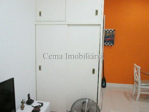 SALA ANG 6 - Apartamento à venda Rua Buarque de Macedo,Flamengo, Zona Sul RJ - R$ 455.000 - LA12583 - 10