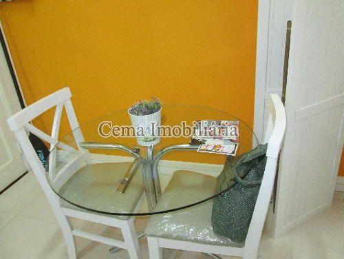 SALA ANG 7 - Apartamento à venda Rua Buarque de Macedo,Flamengo, Zona Sul RJ - R$ 455.000 - LA12583 - 6