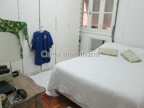 QUARTO ANG 2 - Apartamento à venda Rua Buarque de Macedo,Flamengo, Zona Sul RJ - R$ 455.000 - LA12583 - 11