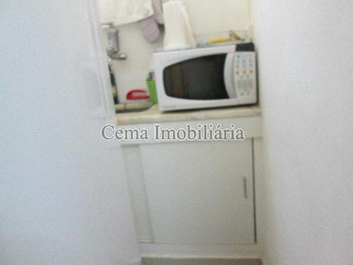 COZINHA ANG 4 - Apartamento à venda Rua Buarque de Macedo,Flamengo, Zona Sul RJ - R$ 455.000 - LA12583 - 18