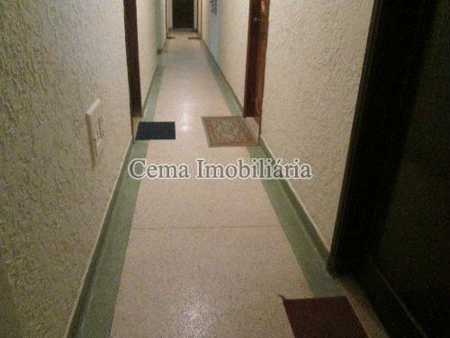 HALL DE ENTRADA - Apartamento à venda Rua Buarque de Macedo,Flamengo, Zona Sul RJ - R$ 455.000 - LA12583 - 20