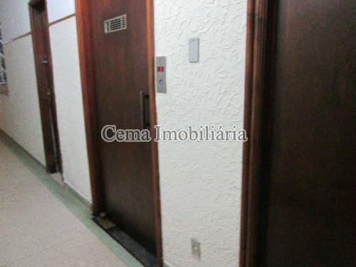ELEVADORES - Apartamento à venda Rua Buarque de Macedo,Flamengo, Zona Sul RJ - R$ 455.000 - LA12583 - 22