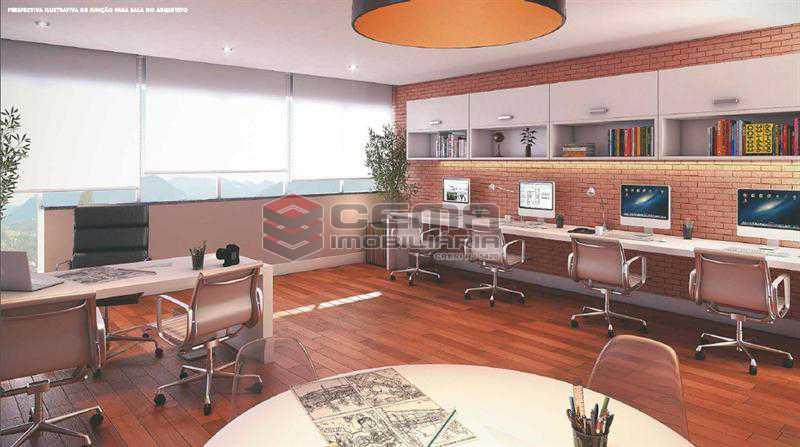 PERSPECTIVA 05 - Sala Comercial 20m² à venda Tijuca, Zona Norte RJ - R$ 399.000 - LASL00367 - 7
