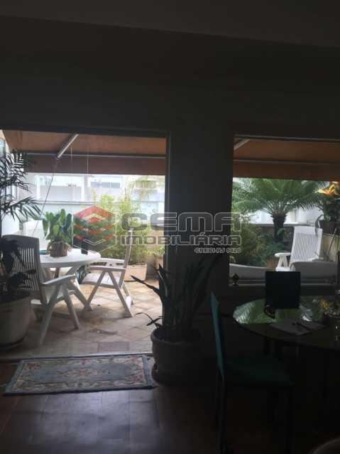 30 - Cobertura à venda Rua Canning,Ipanema, Zona Sul RJ - R$ 3.987.000 - LACO30200 - 10