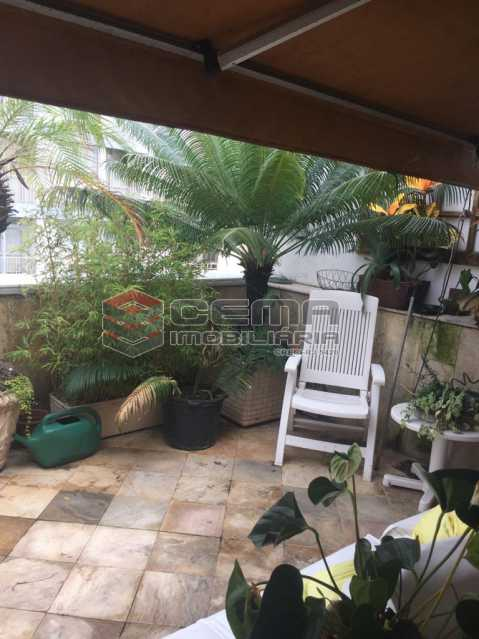 1 - Cobertura à venda Rua Canning,Ipanema, Zona Sul RJ - R$ 3.987.000 - LACO30200 - 8