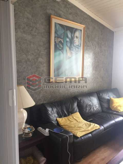 2 - Cobertura à venda Rua Canning,Ipanema, Zona Sul RJ - R$ 3.987.000 - LACO30200 - 5