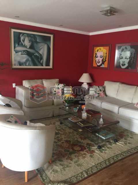 7 - Cobertura à venda Rua Canning,Ipanema, Zona Sul RJ - R$ 3.987.000 - LACO30200 - 1