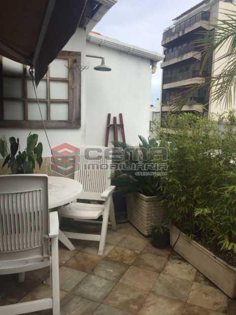 10 - Cobertura à venda Rua Canning,Ipanema, Zona Sul RJ - R$ 3.987.000 - LACO30200 - 12