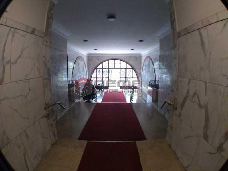 3-hall de entrada. - Apartamento À Venda - Rio de Janeiro - RJ - Leme - LAAP32781 - 30