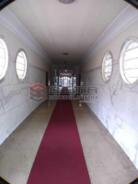 4- corredor. - Apartamento À Venda - Rio de Janeiro - RJ - Leme - LAAP32781 - 28