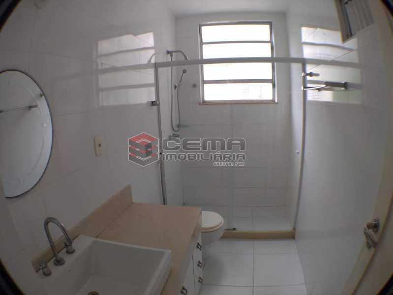 18-banheiro social. - Apartamento À Venda - Rio de Janeiro - RJ - Leme - LAAP32781 - 14