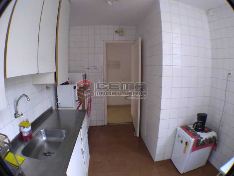 21-cozinha. - Apartamento À Venda - Rio de Janeiro - RJ - Leme - LAAP32781 - 18