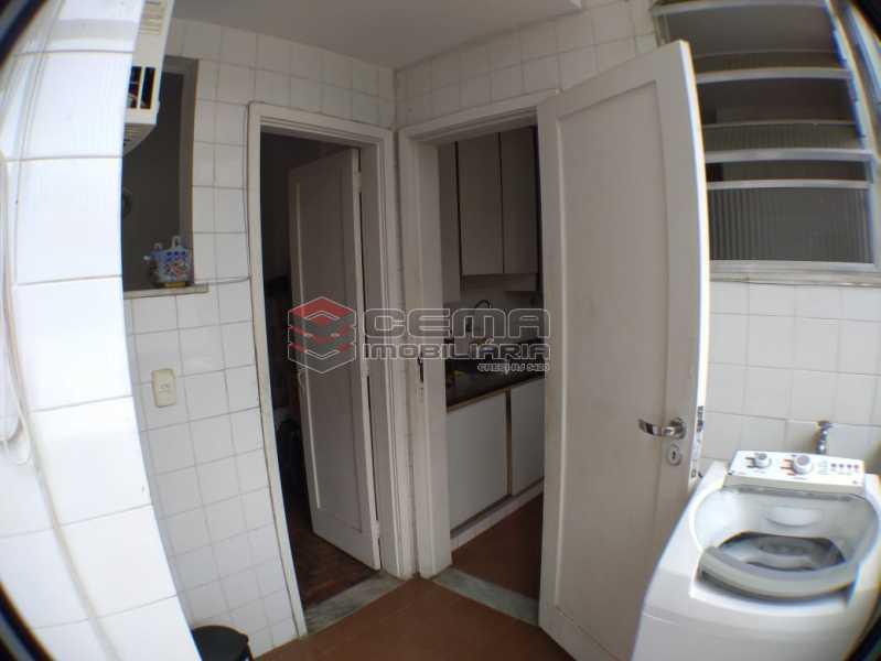 22-area de serviço. - Apartamento À Venda - Rio de Janeiro - RJ - Leme - LAAP32781 - 19